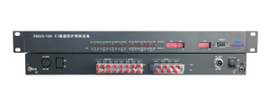 8-in & 4-out E1 Protection Switching(Failover)Equipment_ZMUX-124